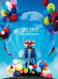 Cover Take That - Take That Present The Circus Live [DVD]